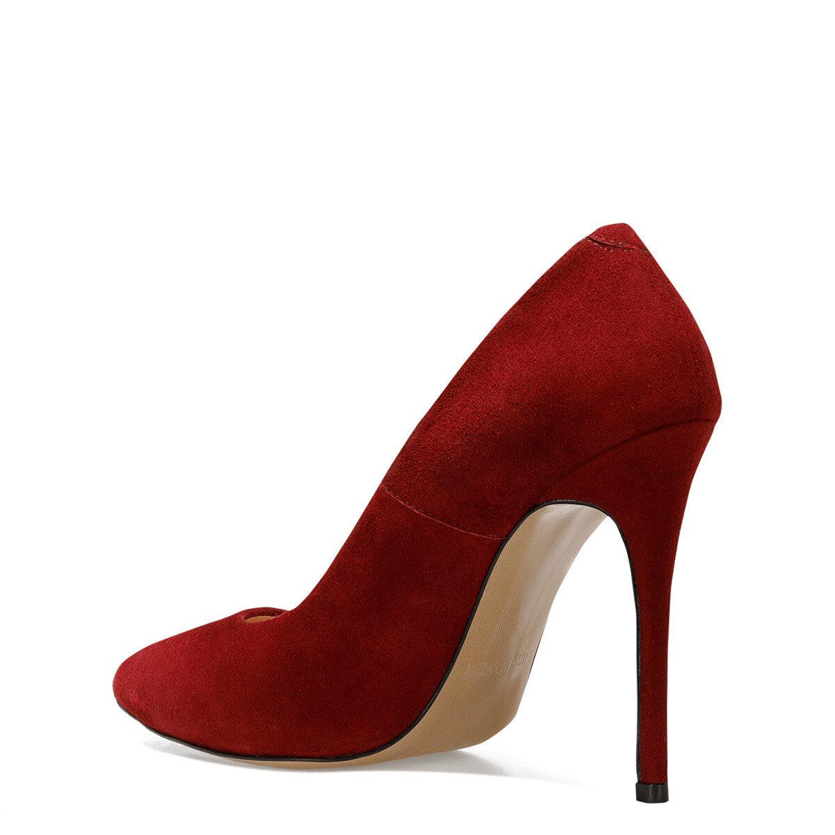 PIMA Bordo Kadın Gova Ayakkabı