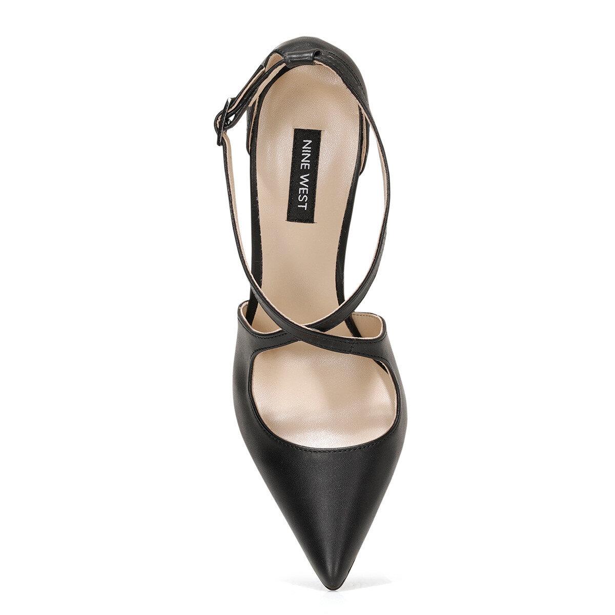 MELANIE Siyah Kadın Gova Ayakkabı