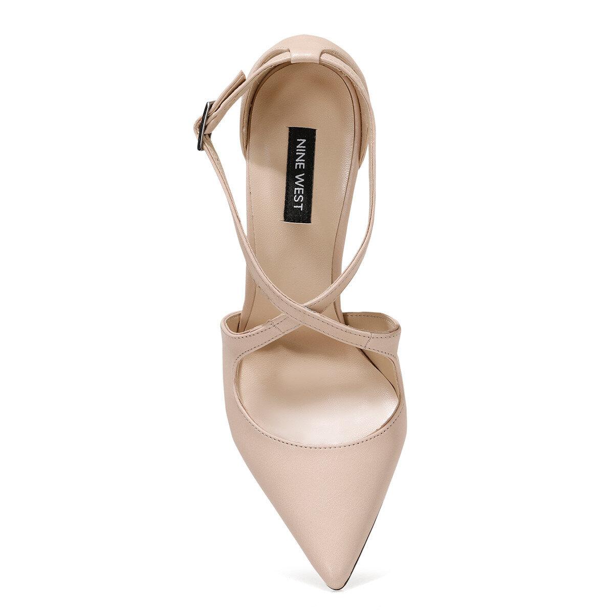 MELANIE NUDE Kadın Gova Ayakkabı
