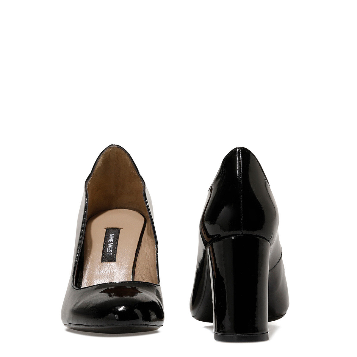 SALLE Siyah Kadın Topuklu Ayakkabı