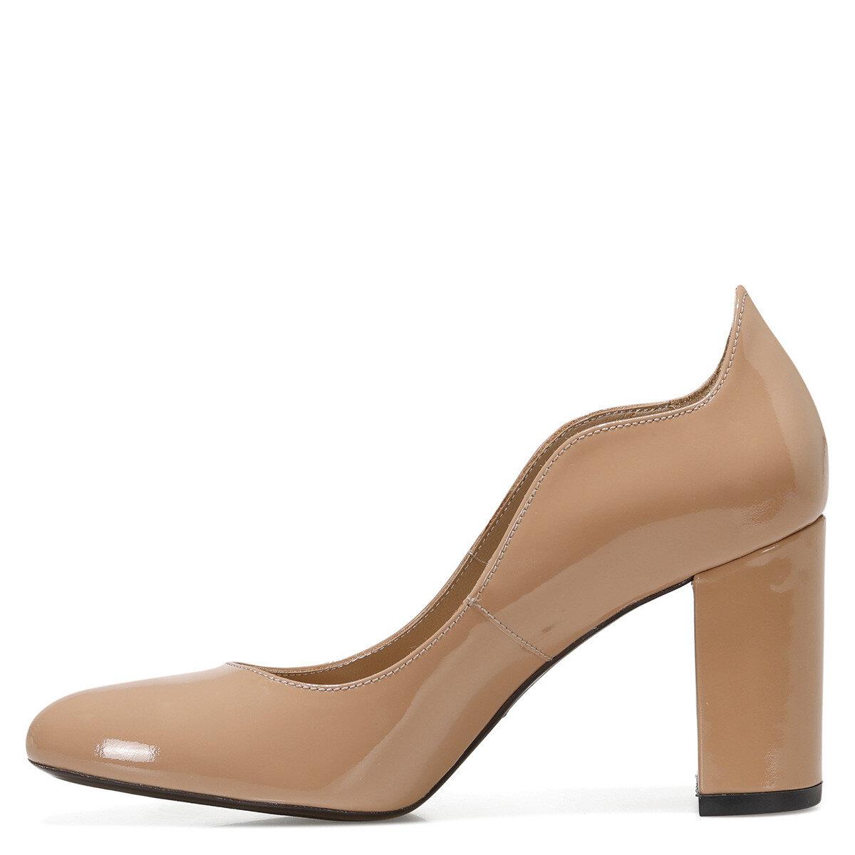 SALLE NUDE Kadın Topuklu Ayakkabı