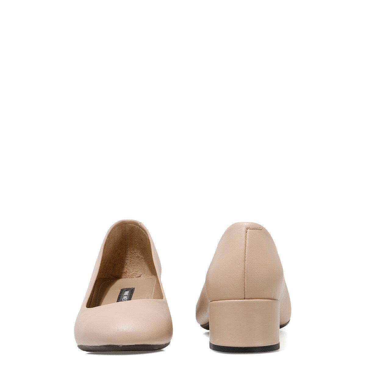 SALMA NUDE Kadın Gova Ayakkabı