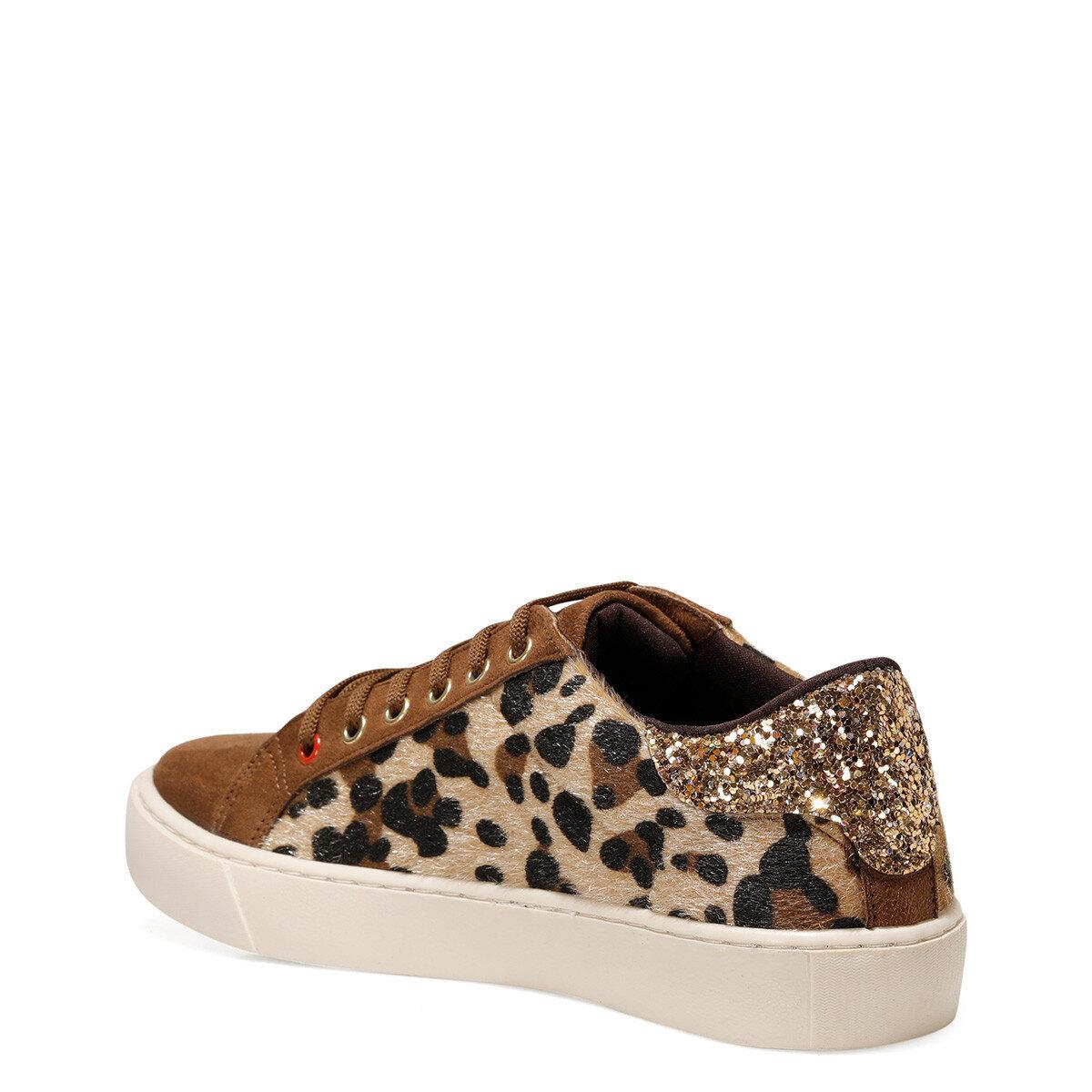 VIMEL Taba Kadın Sneaker