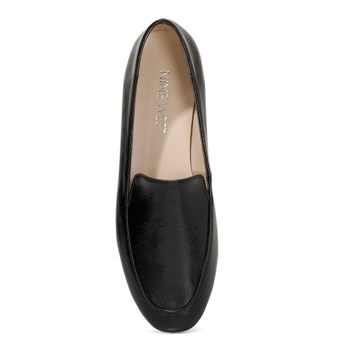 LEFUR Siyah Kadın Loafer Ayakkabı
