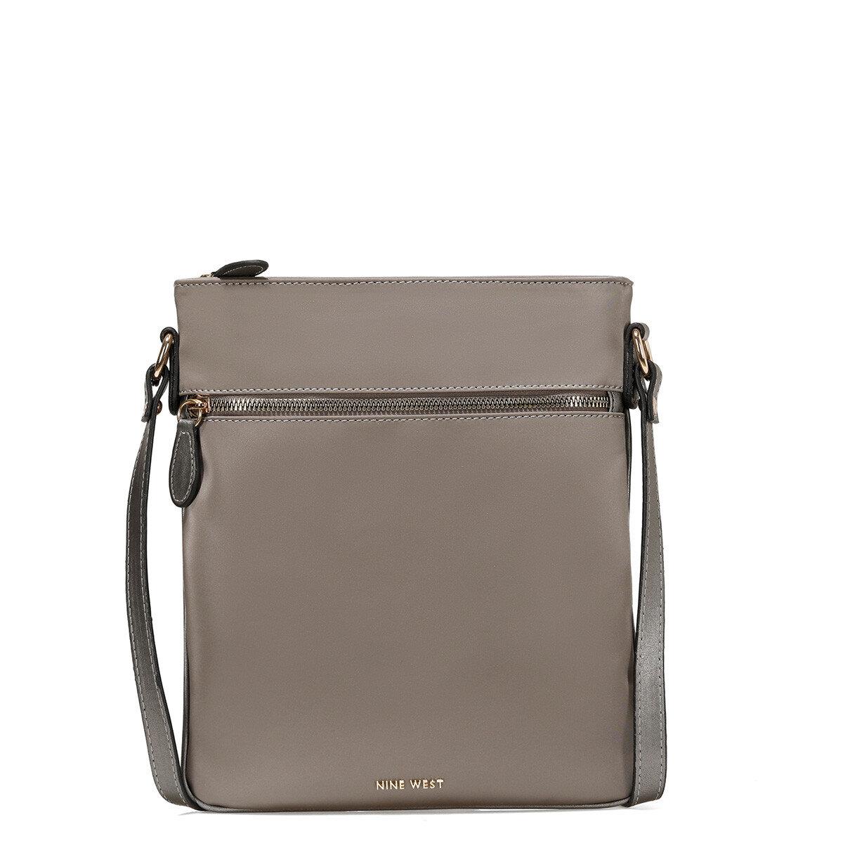 ANMO Gri Kadın Çapraz Çanta