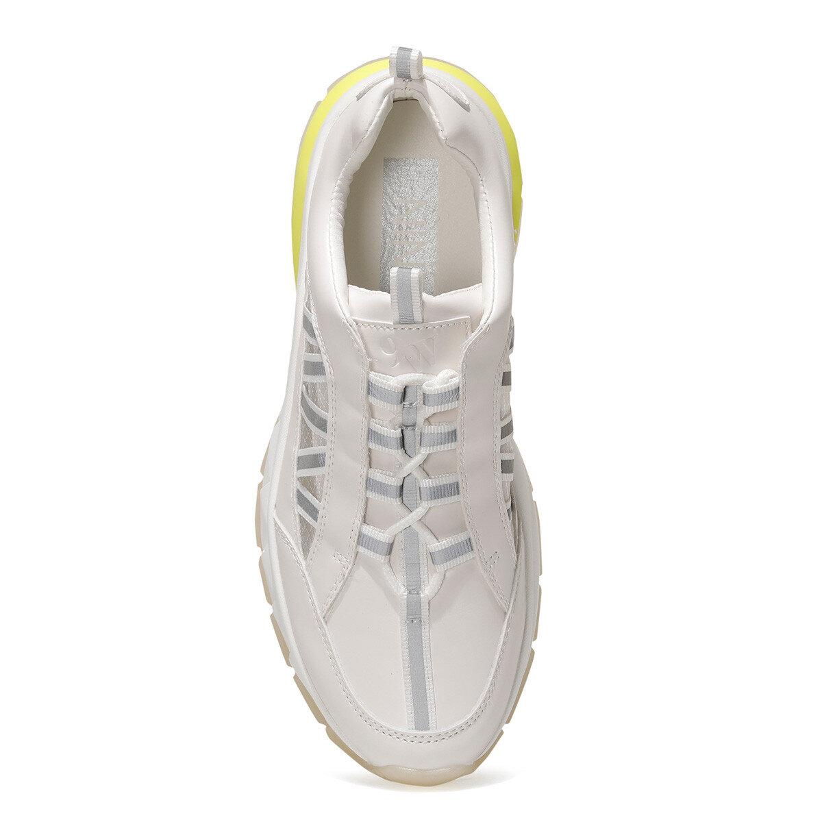 REONA Beyaz Kadın Sneaker Ayakkabı
