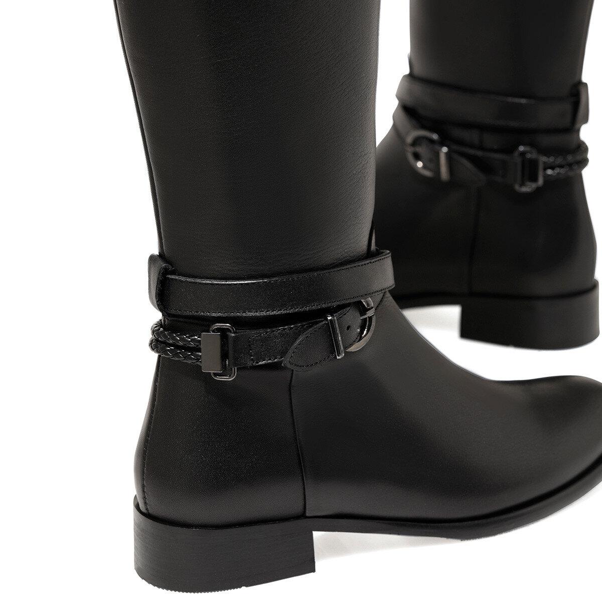 CENDI Siyah Kadın Çizme