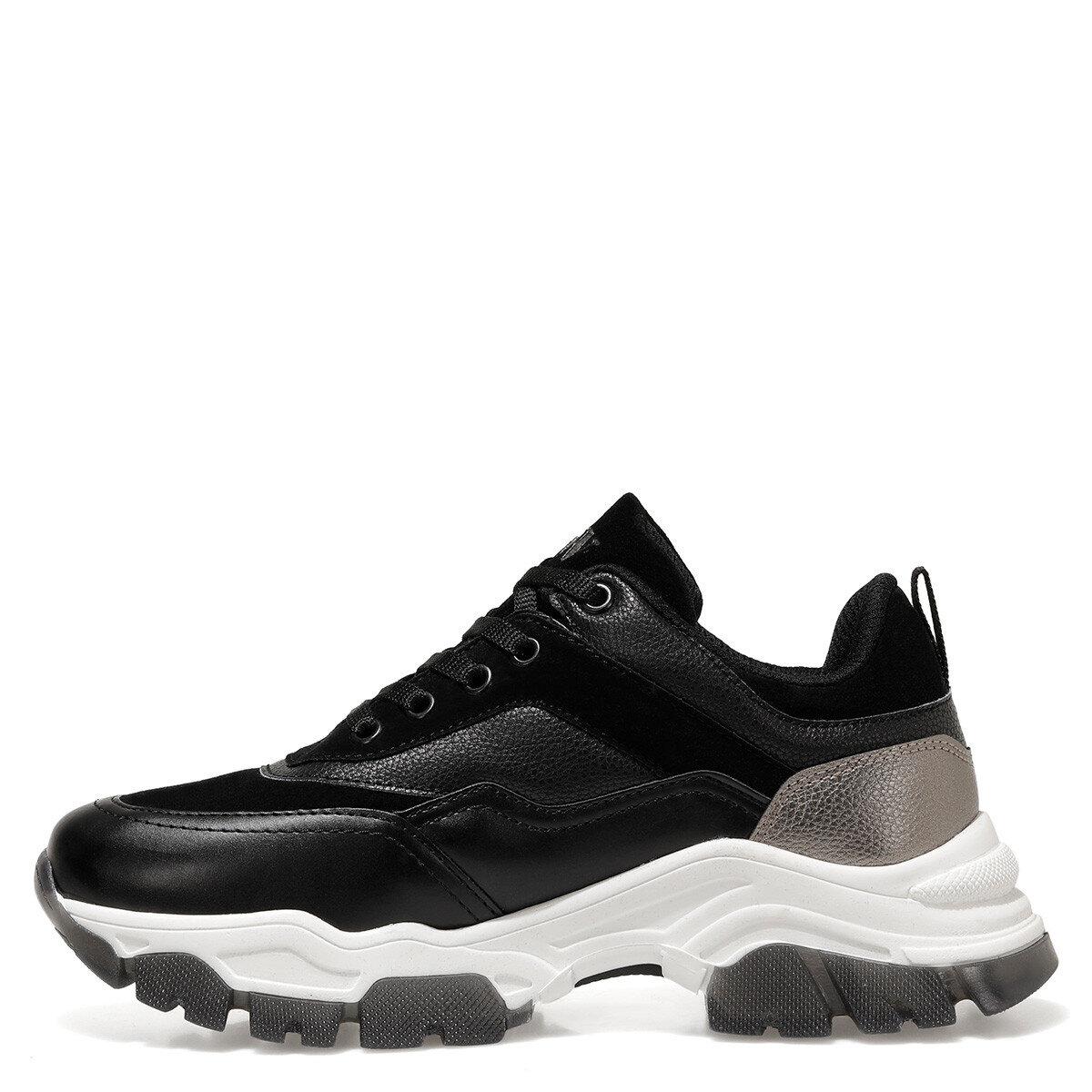 KAYTA Siyah Kadın Sneaker