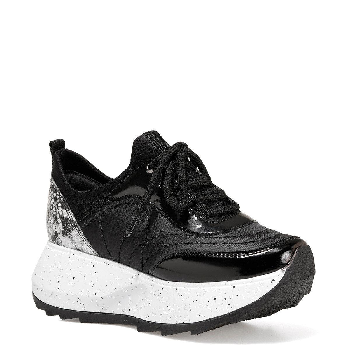 AJMEL Siyah Kadın Sneaker