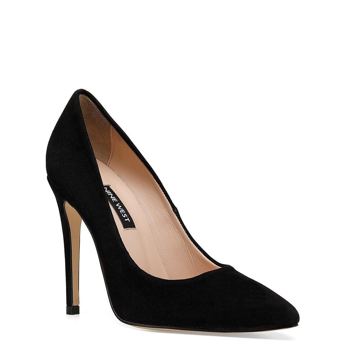 TULIPA Siyah Kadın Stiletto