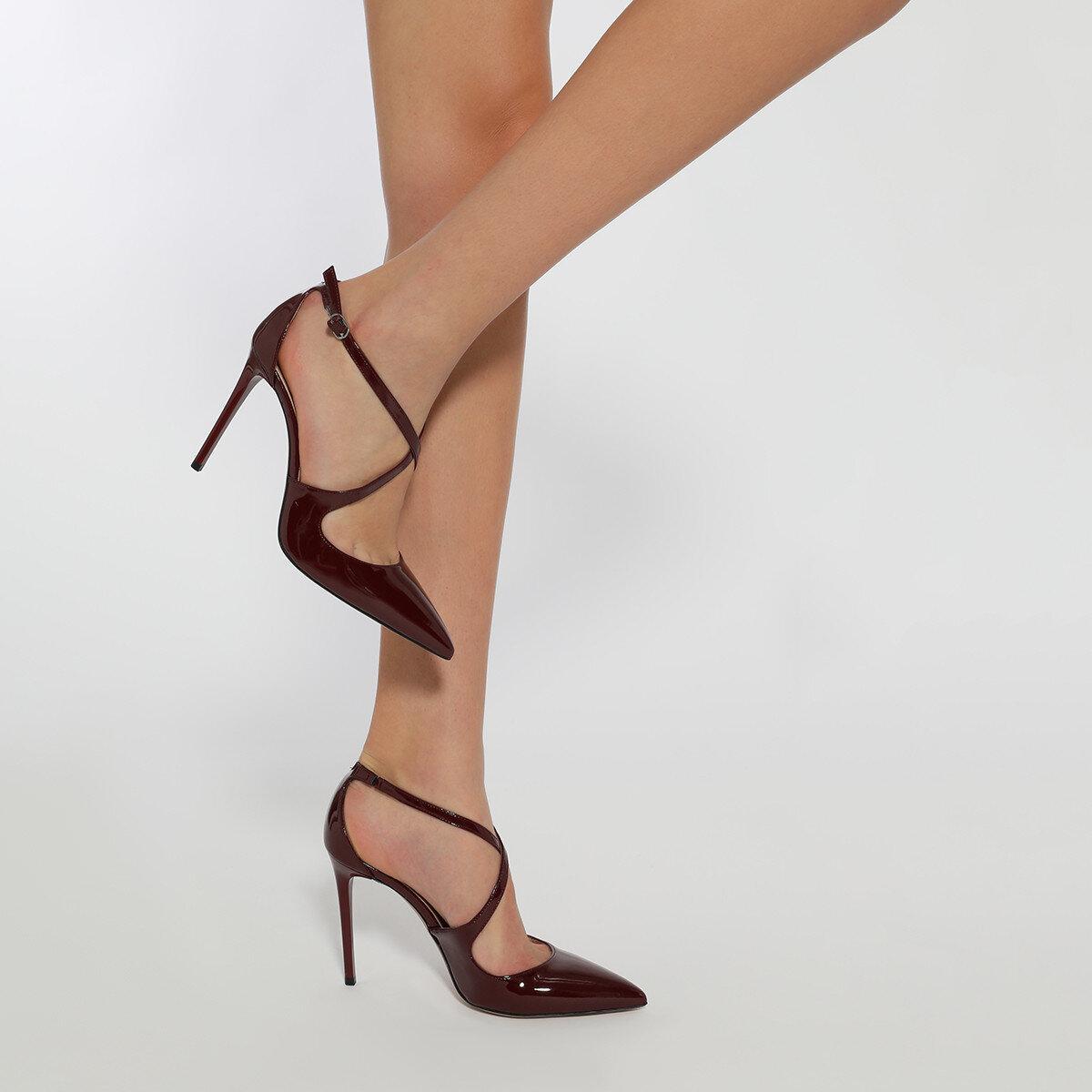 STEFANIA Kırmızı Kadın Gova Ayakkabı
