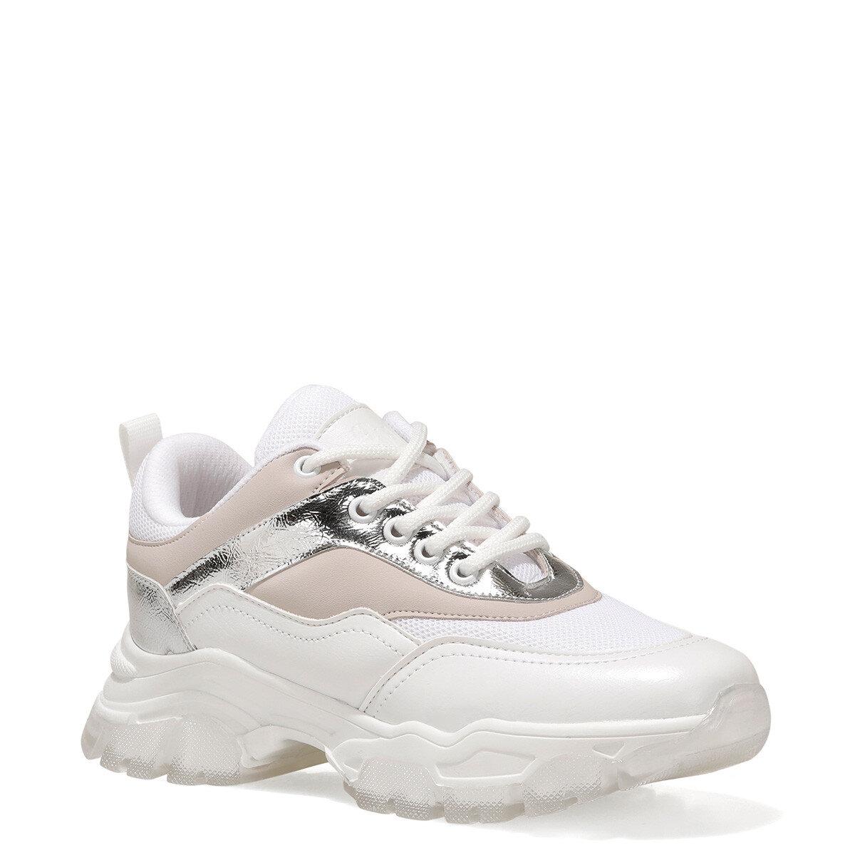 LISSOU 1FX Beyaz Kadın Sneaker