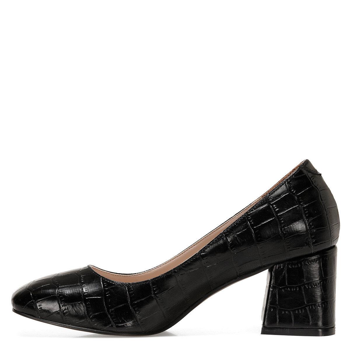 WALES 1FX Siyah Kadın Gova Ayakkabı