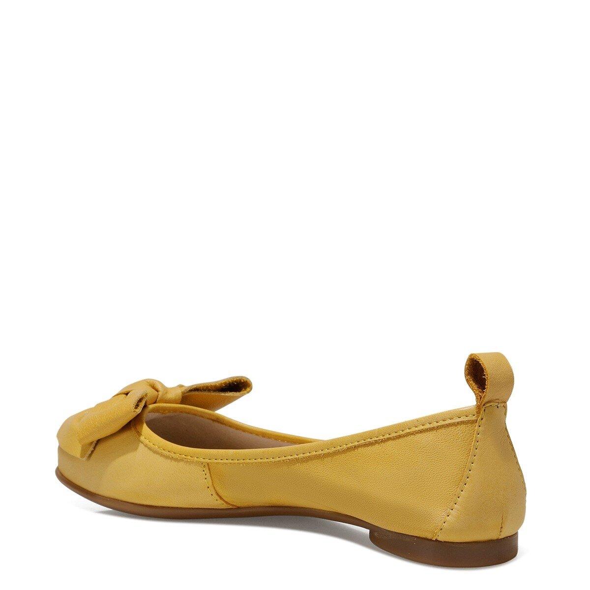 GRETA Sarı Kadın Babet