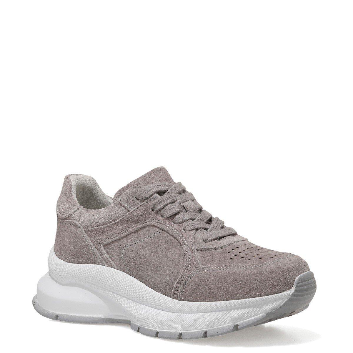 OLURO 1FX Gri Kadın Sneaker