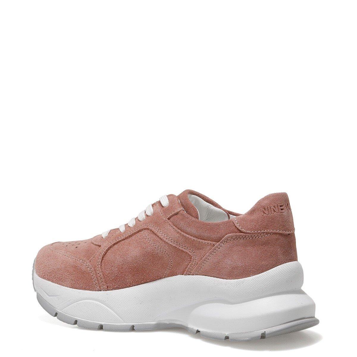 OLURO 1FX Pembe Kadın Sneaker