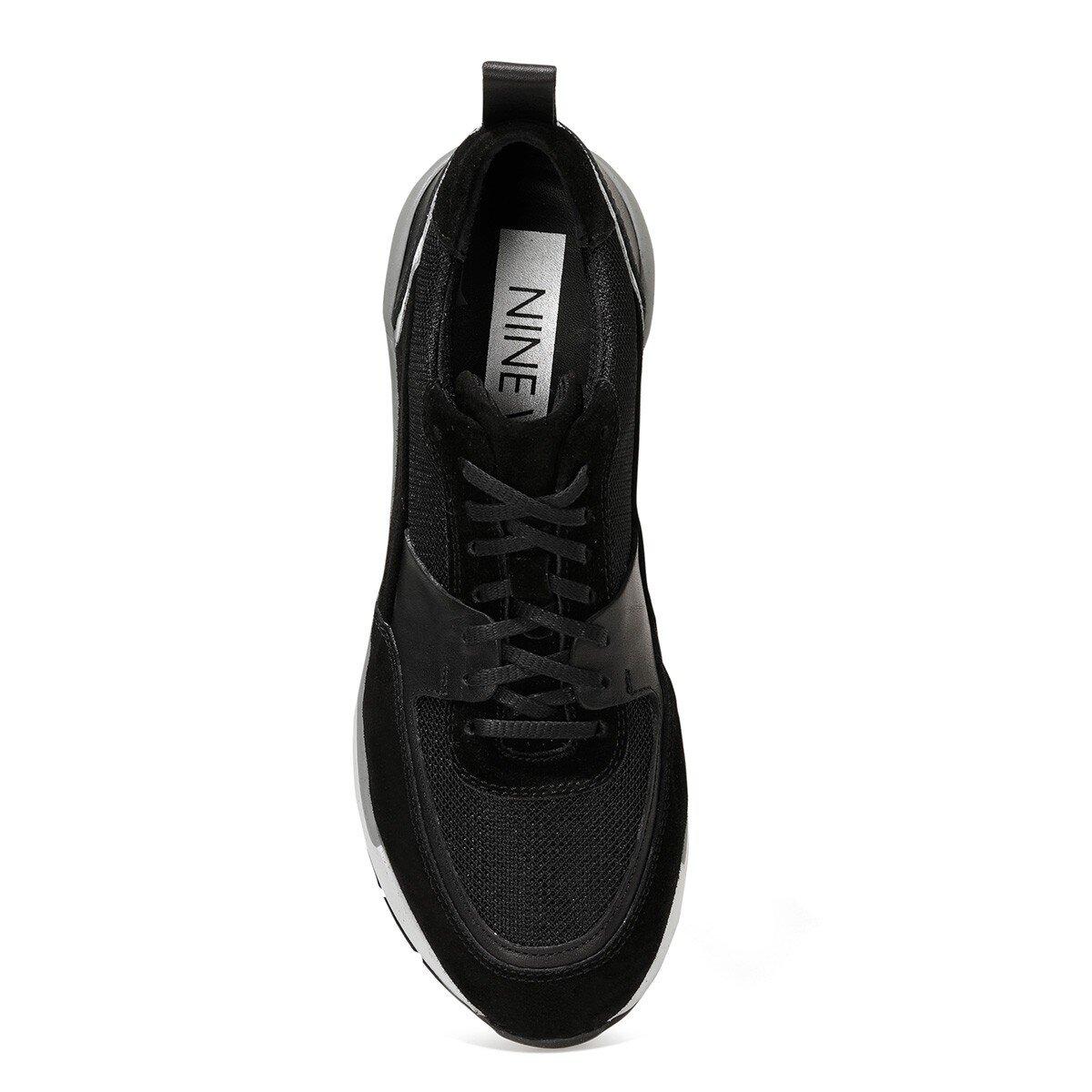 BEMAL 1FX Siyah Erkek Casual Ayakkabı