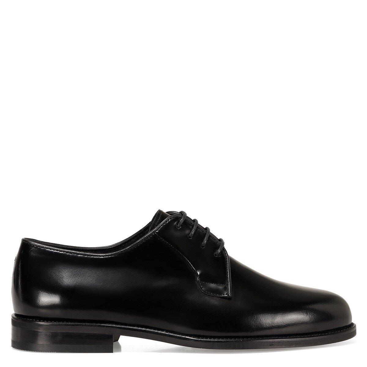 KARAS 1FX Siyah Erkek Klasik Ayakkabı