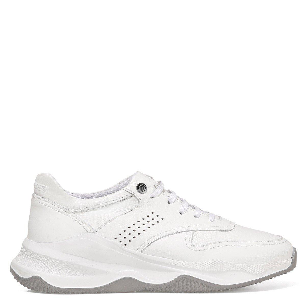 ROSTEK 1FX Beyaz Erkek Sneaker