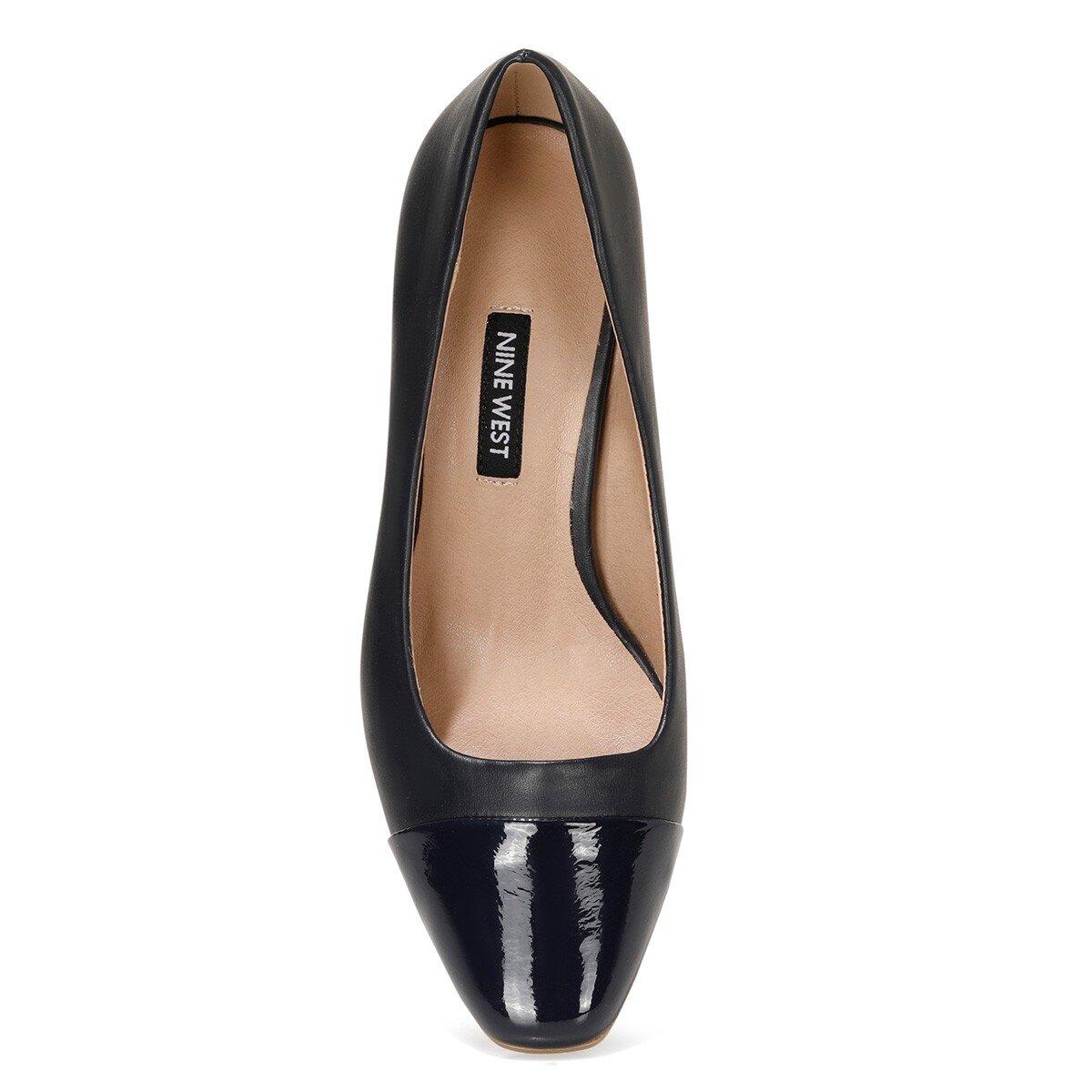 JOLLYRA 1FX Lacivert Kadın Topuklu Ayakkabı