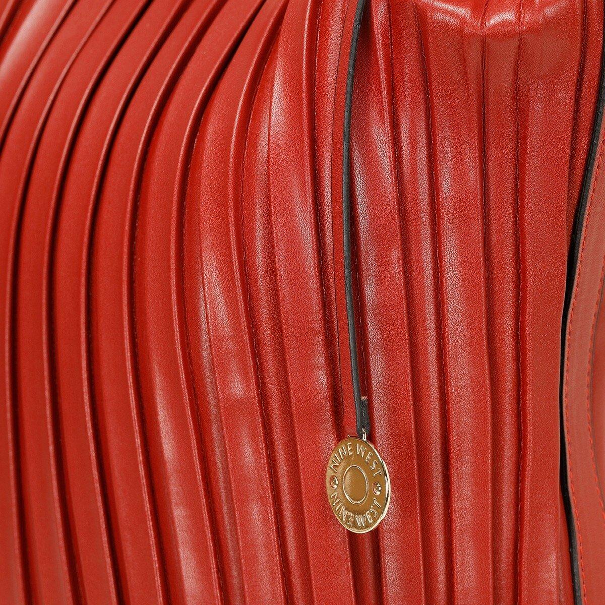 PIREL 1FX Kırmızı Kadın Omuz Çantası