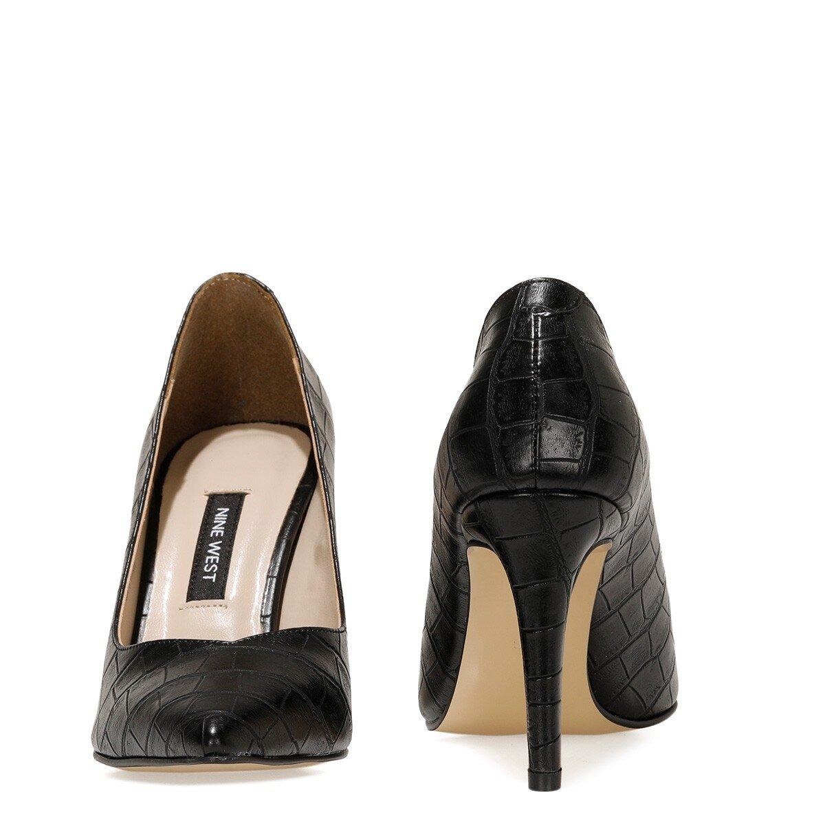 VERTA 1FX Siyah Kadın Gova Ayakkabı