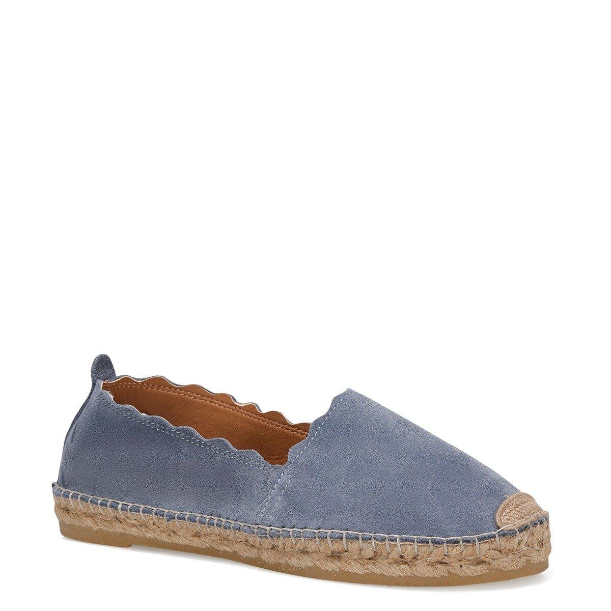 UNDERDAY 1FX Lacivert Kadın Espadril Ayakkabı