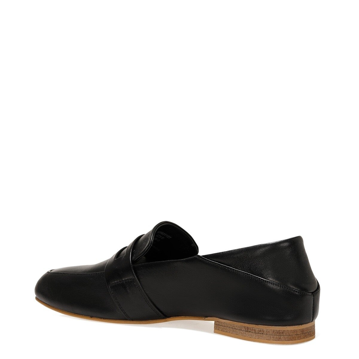 CONFINTA 1FX Siyah Kadın Loafer Ayakkabı