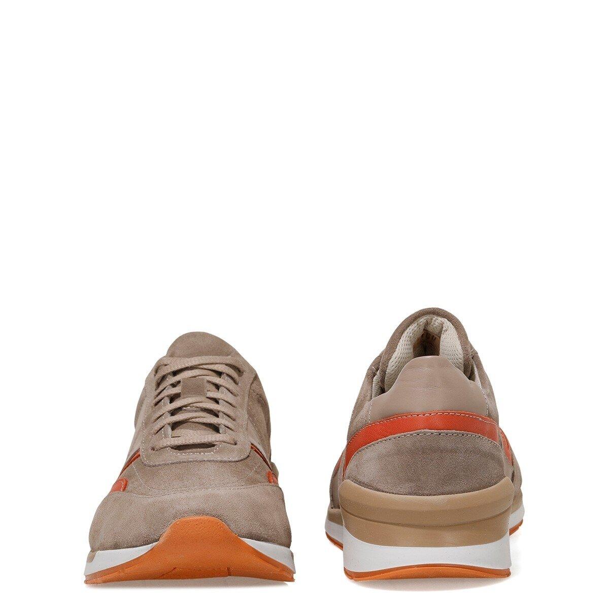 BURVA 1FX Vizon Erkek Casual Ayakkabı