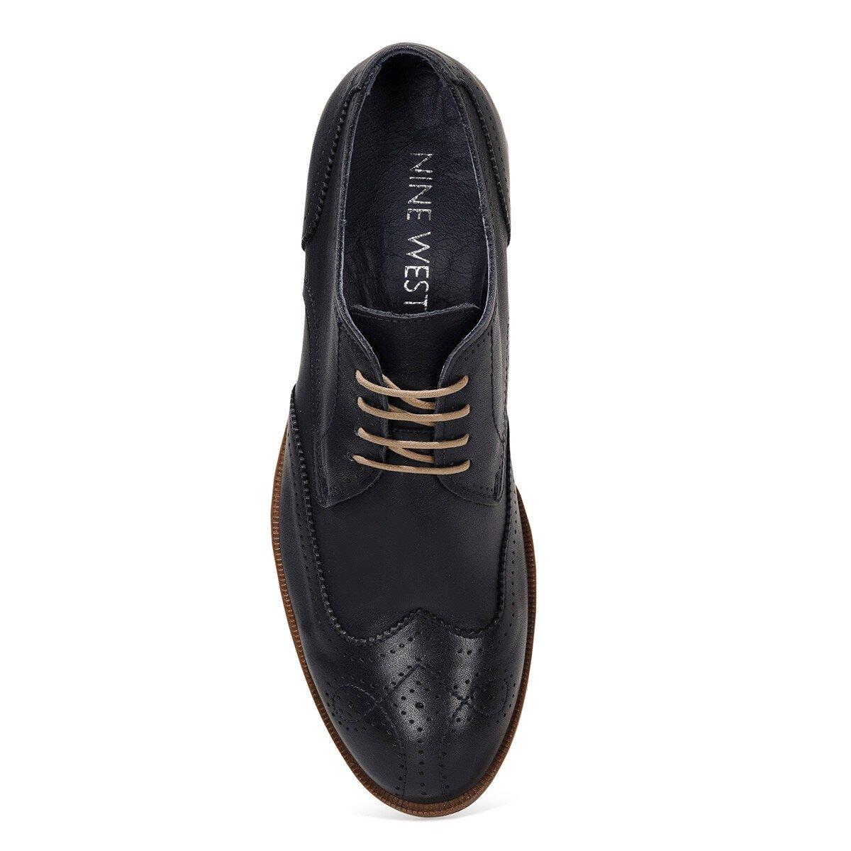 ZORAL 1FX Lacivert Erkek Klasik Ayakkabı