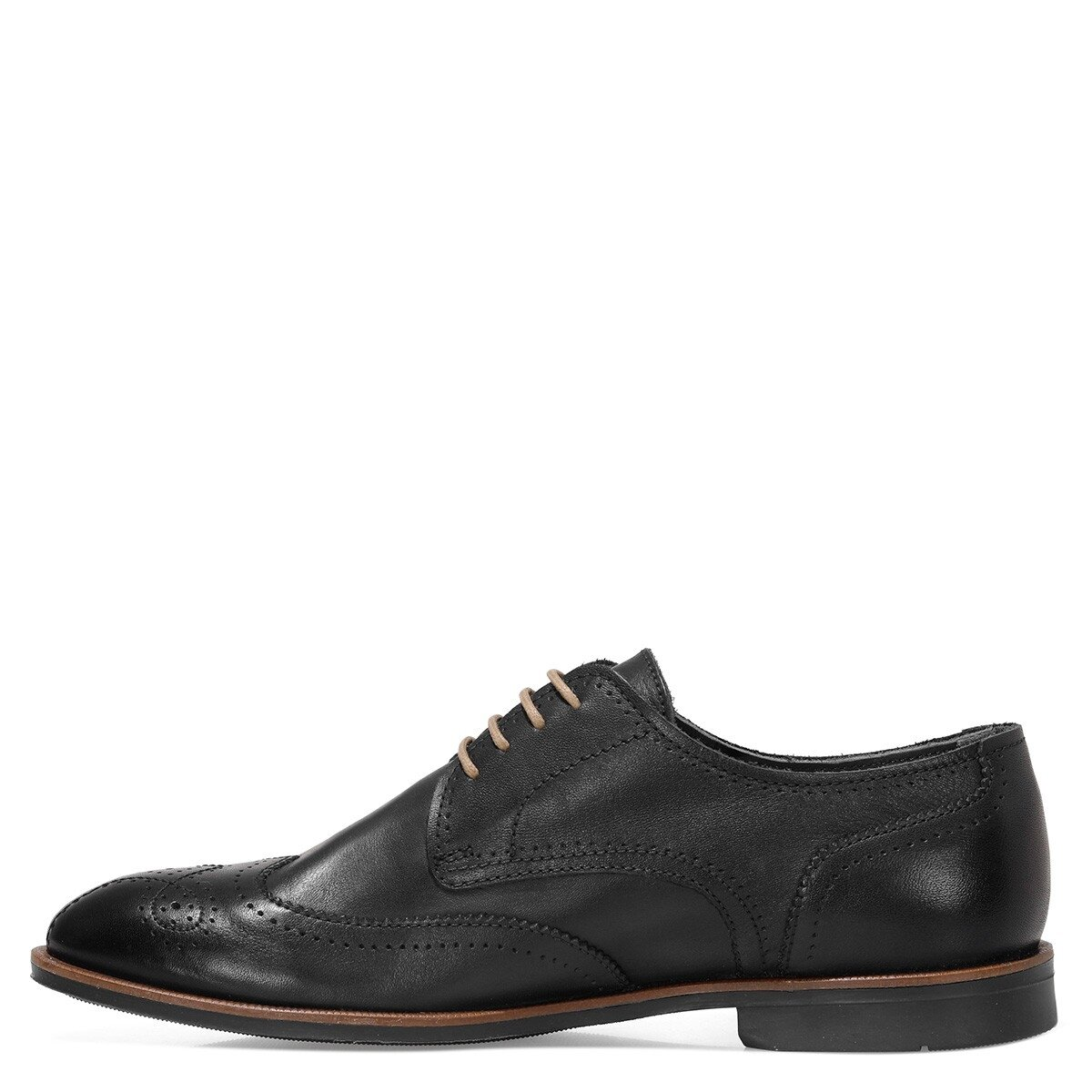 ZORAL 1FX Siyah Erkek Klasik Ayakkabı