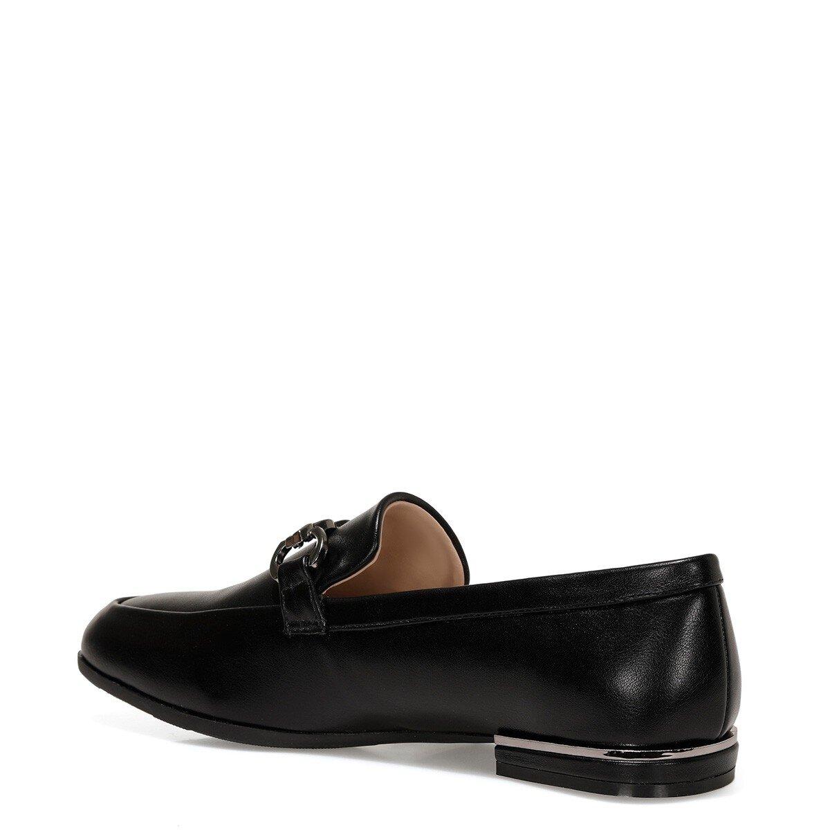 ROMAH 1FX Siyah Kadın Loafer