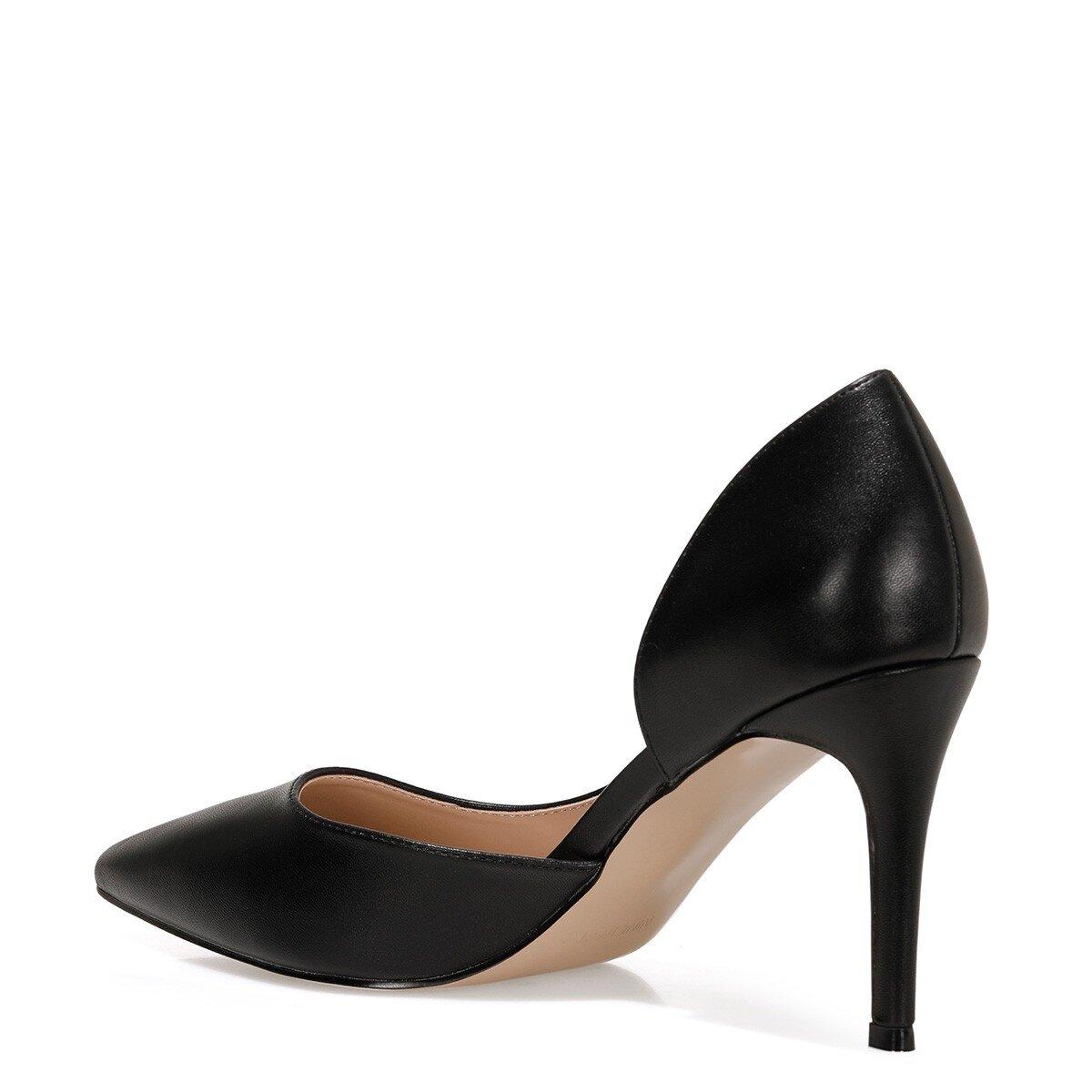 TIANA 1FX Siyah Kadın Gova Ayakkabı