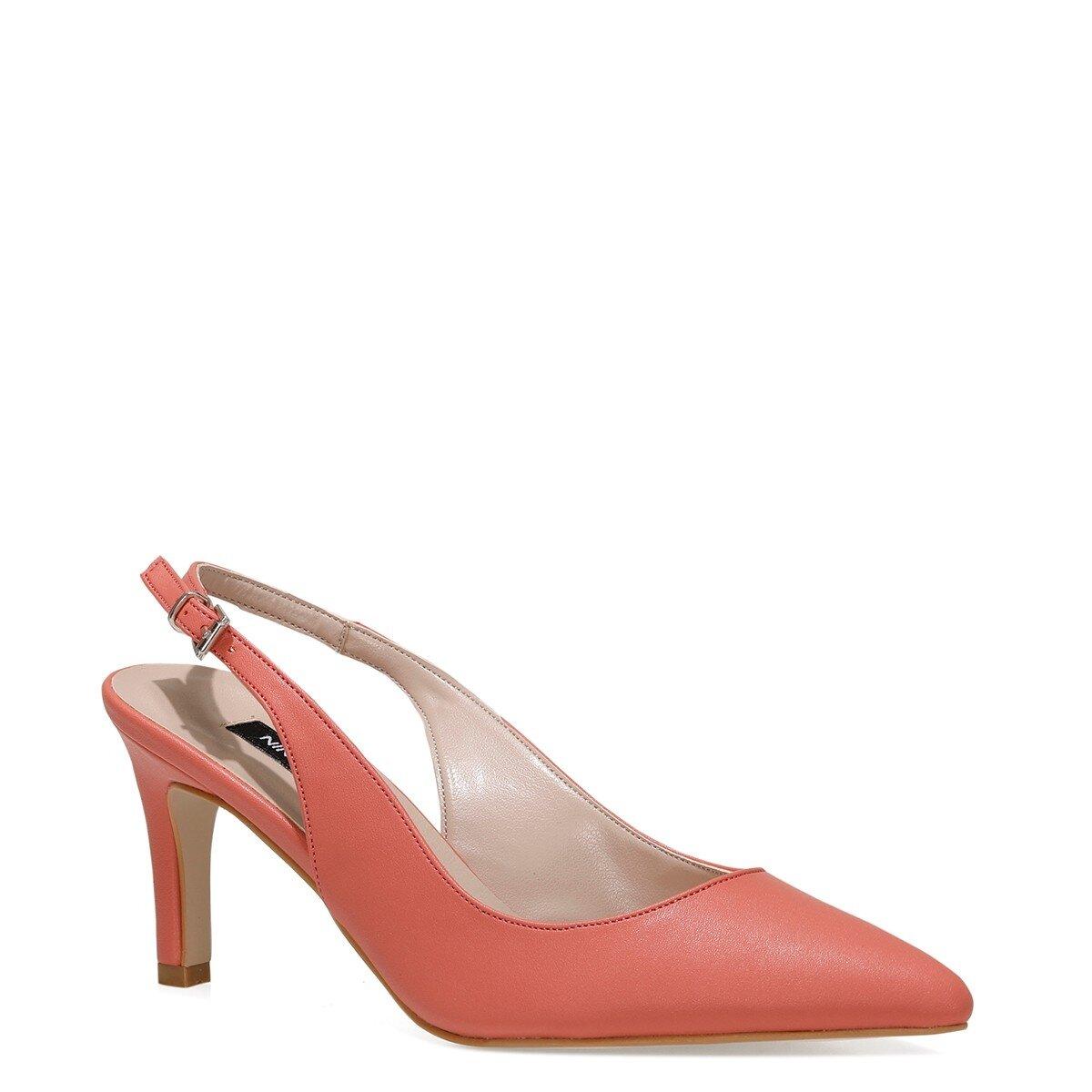 HALBEY 1FX Pembe Kadın Gova Ayakkabı