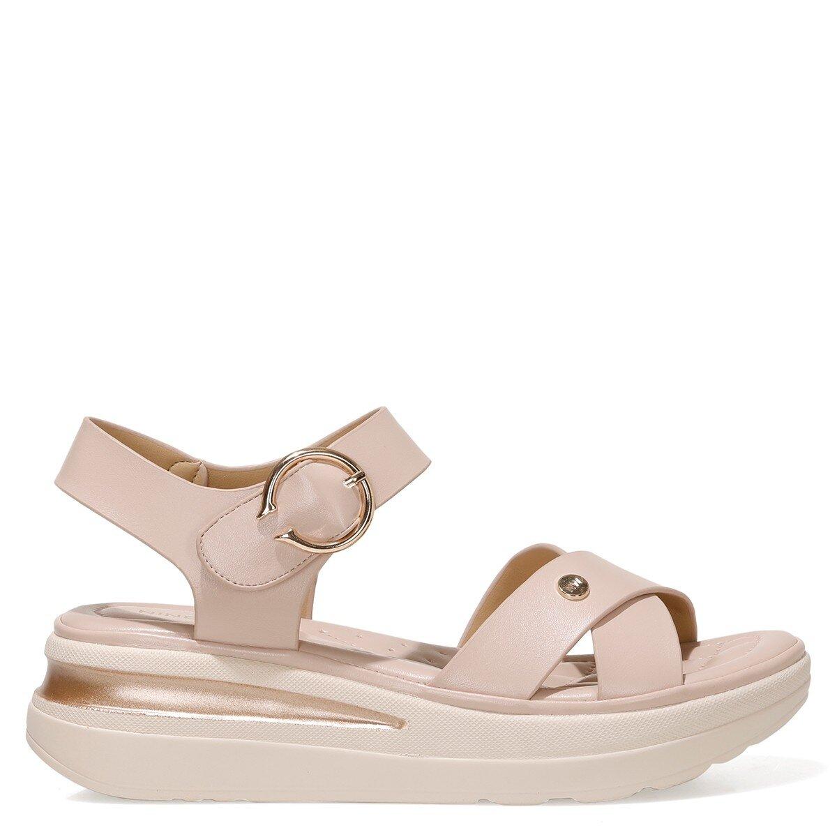 DANNA 1FX Pudra Kadın Sandalet