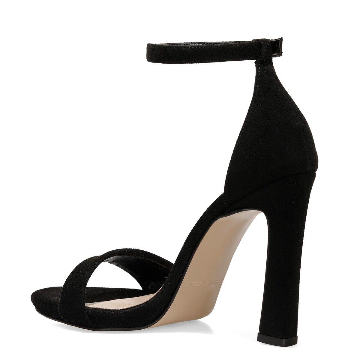 CELINSE 1FX Siyah Kadın Gova Ayakkabı