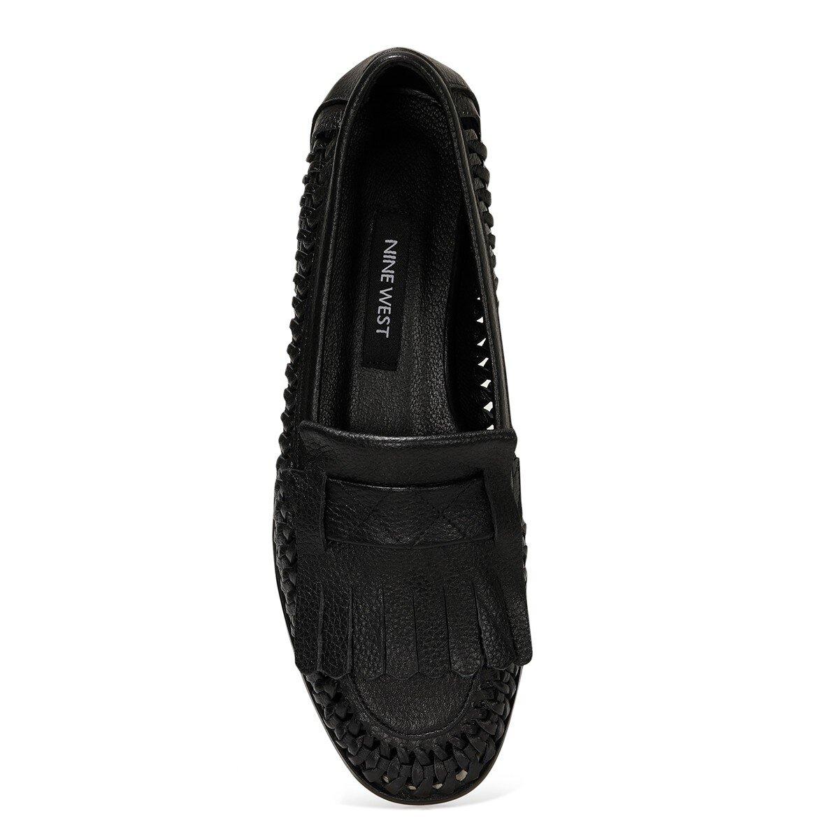 FAINRA 1FX Siyah Kadın Loafer