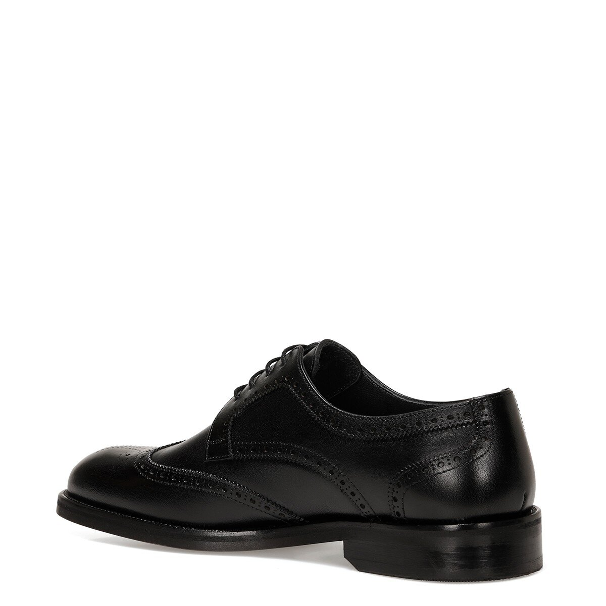 ROVAN 1FX Siyah Erkek Klasik Ayakkabı