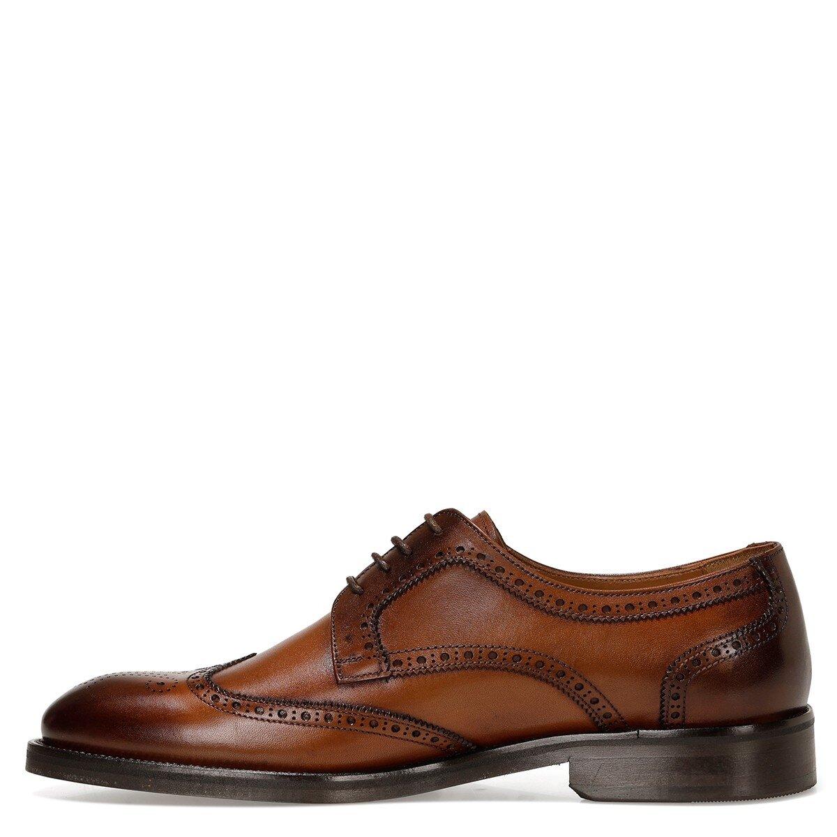 ROVAN 1FX Taba Erkek Klasik Ayakkabı