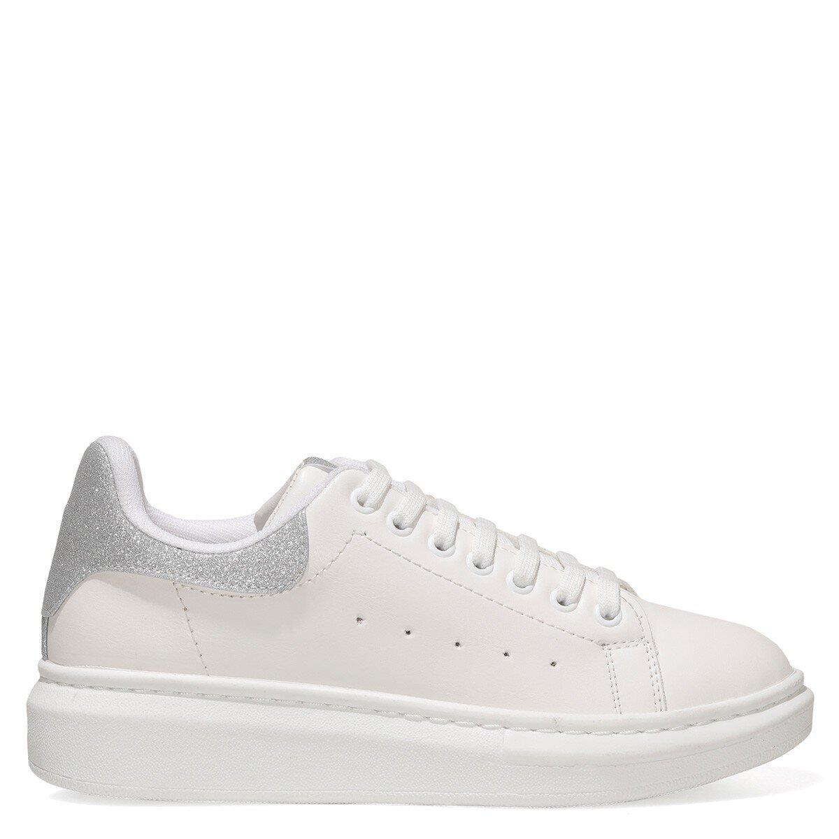 HERESA 1FX Gümüş Kadın Sneaker