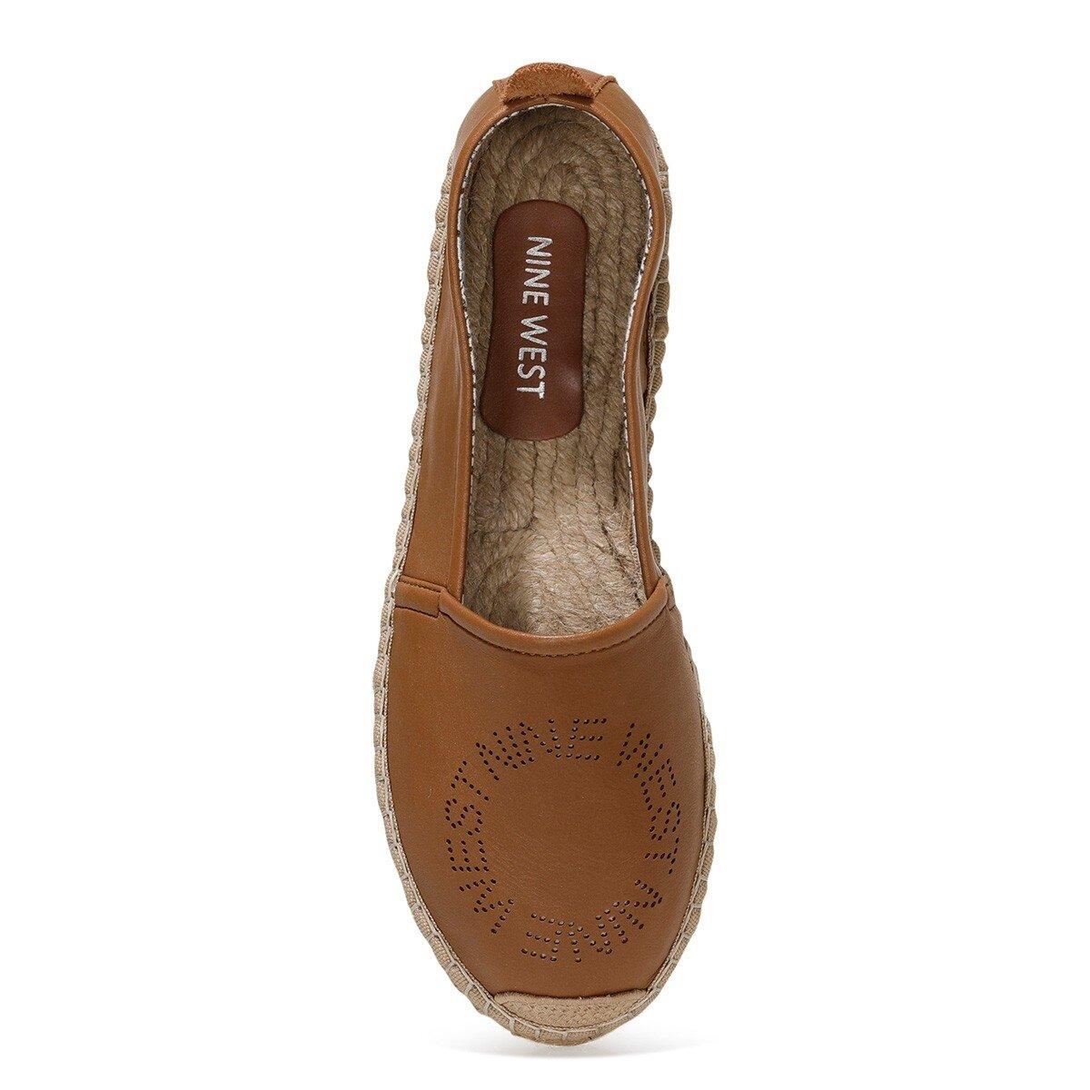 MYCARME 1FX Taba Kadın Espadril Ayakkabı