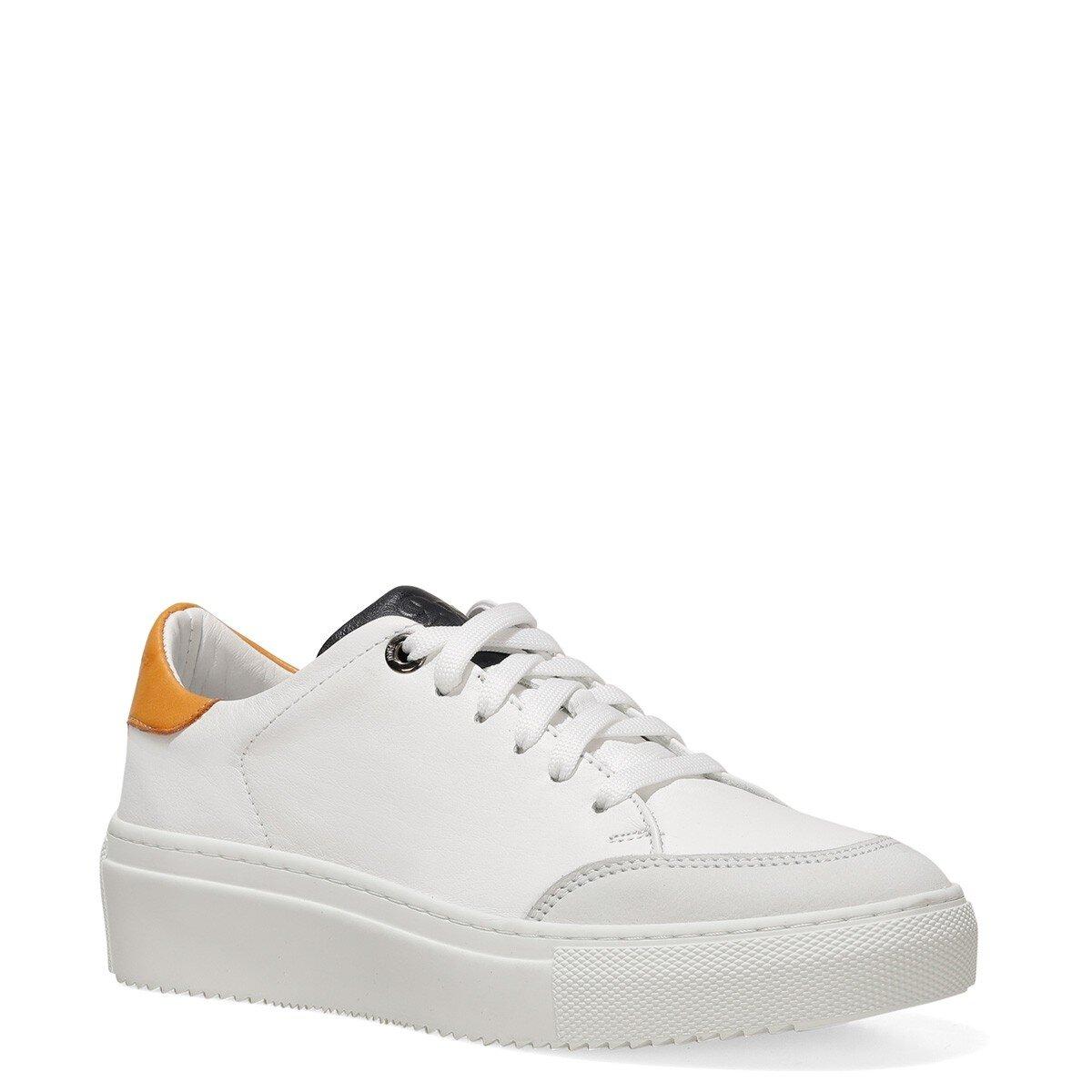 ZEMAR 1FX Beyaz Kadın Sneaker