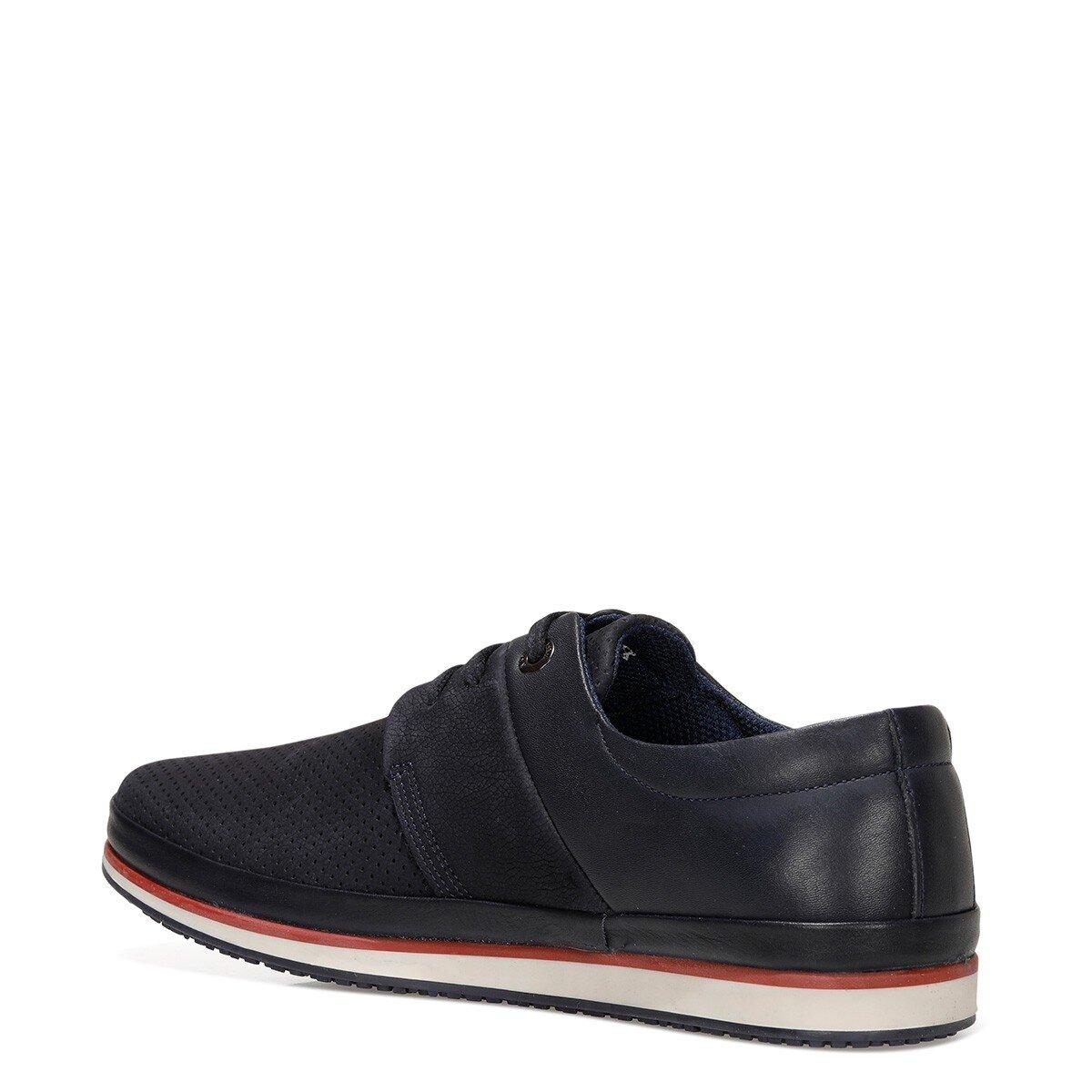 MOLEN 1FX Lacivert Erkek Klasik Ayakkabı