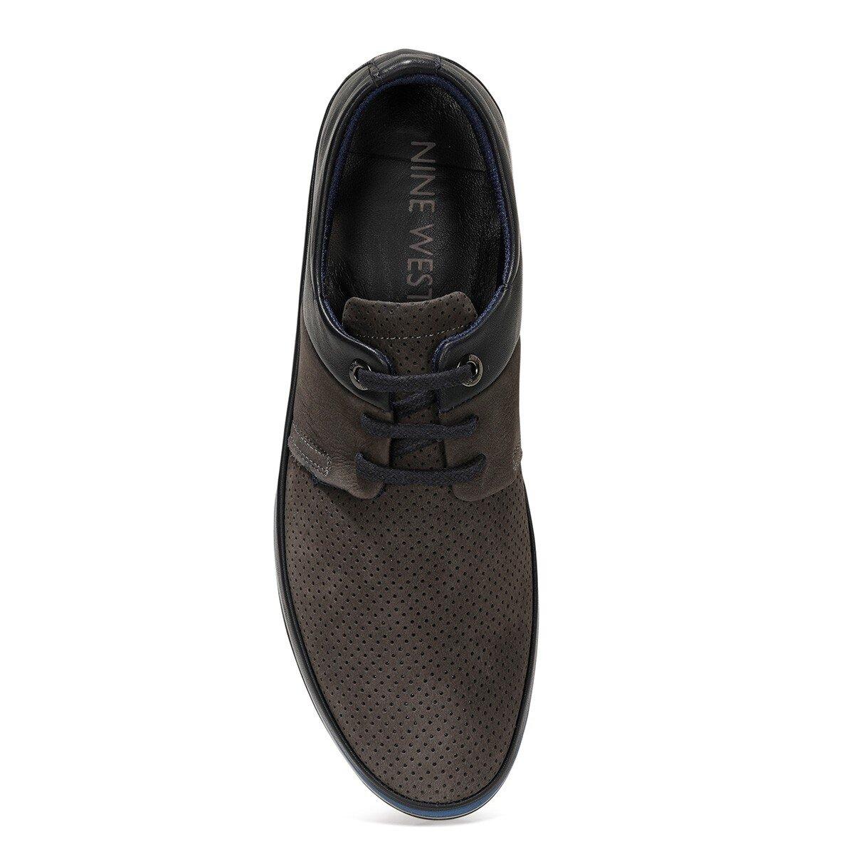 MOLEN 1FX Haki Erkek Klasik Ayakkabı