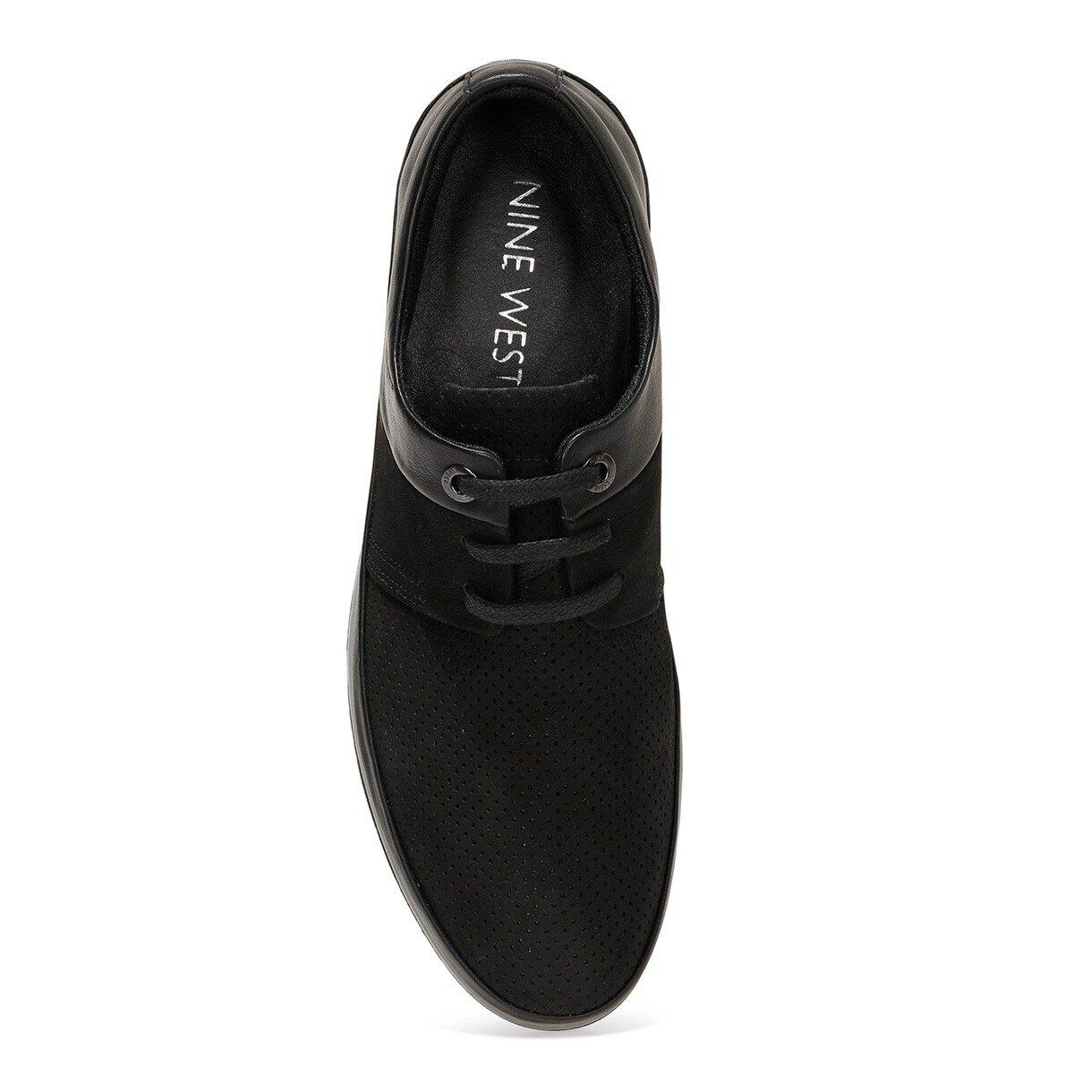 MOLEN 1FX Siyah Erkek Klasik Ayakkabı