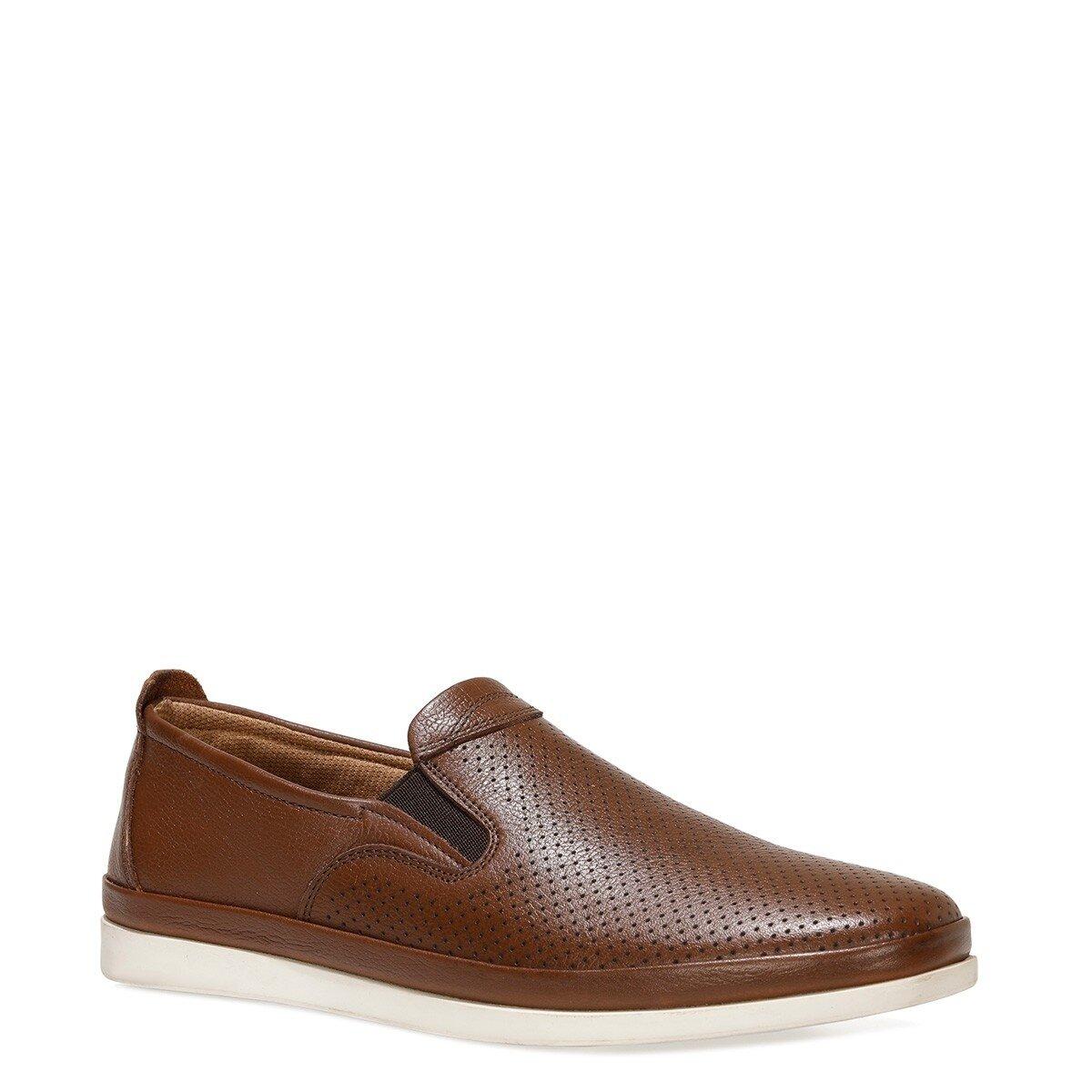 SEYVA 1FX Taba Erkek Klasik Ayakkabı