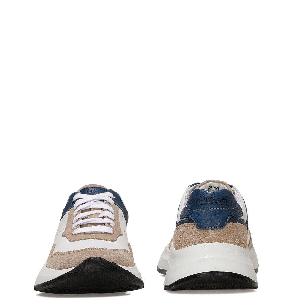 WARMY 1FX Kum Rengi Erkek Sneaker