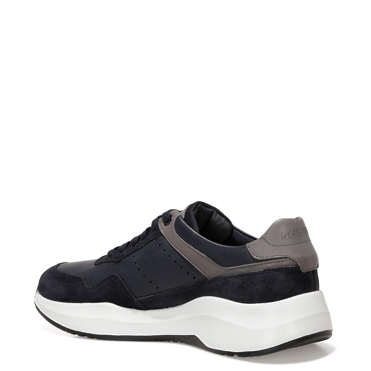 WARMY 1FX Lacivert Erkek Sneaker