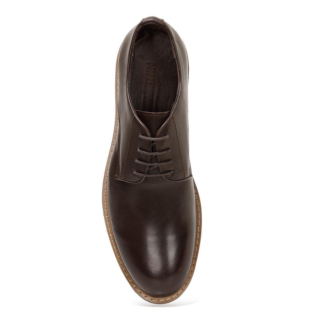 LOMBA 1FX Kahverengi Erkek Klasik Ayakkabı