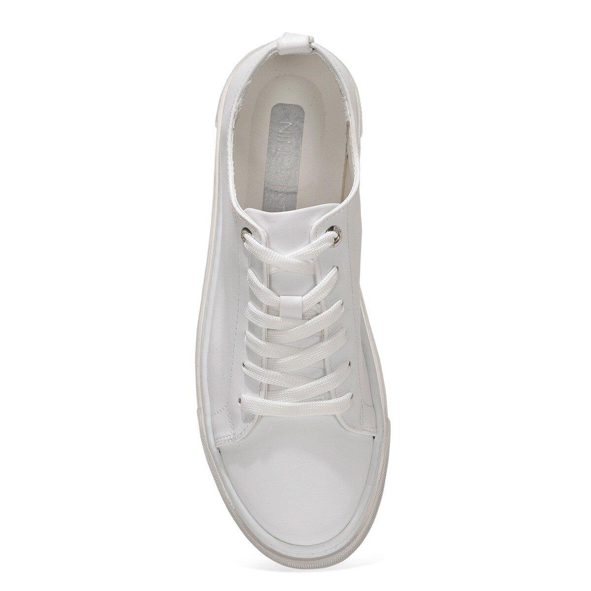 VORMOS 1FX Beyaz Kadın Sneaker